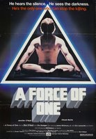 A Force of One movie poster (1979) picture MOV_6f3ee760
