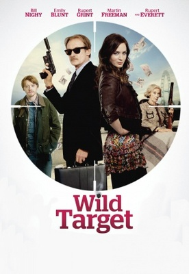 Wild Target movie poster (2010) poster MOV_6f3fad7f