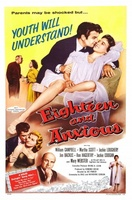 Eighteen and Anxious movie poster (1957) picture MOV_6f421d49