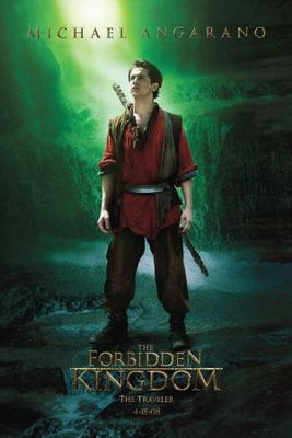 The Forbidden Kingdom movie poster (2008) poster MOV_6f47c984