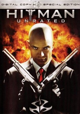 Hitman Movie Poster Hitman movie poster  2007
