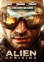 Alien Uprising movie poster (2012) picture MOV_6f4fba27