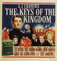 The Keys of the Kingdom movie poster (1944) picture MOV_6f50157b