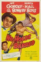 No Holds Barred movie poster (1952) picture MOV_6f53cf84