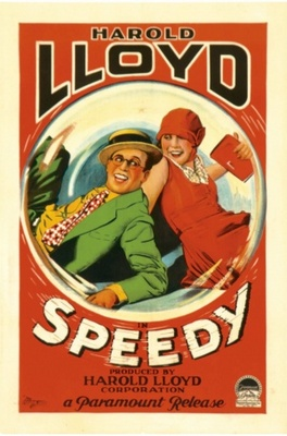 Speedy movie poster (1928) poster MOV_6f568b99