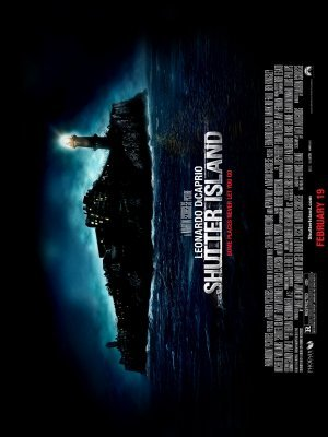 Shutter Island movie poster (2010) poster MOV_6f5c351f