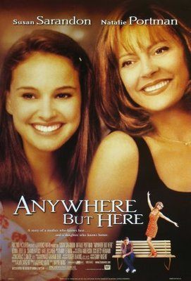 Anywhere But Here movie poster (1999) poster MOV_6f625154