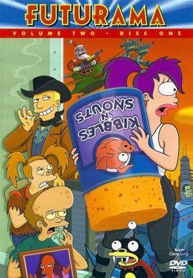 Futurama movie poster (1999) poster MOV_6f62a9bf