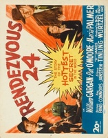 Rendezvous 24 movie poster (1946) picture MOV_6f686b3d