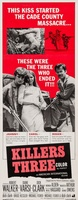Killers Three movie poster (1968) picture MOV_6f6d0948
