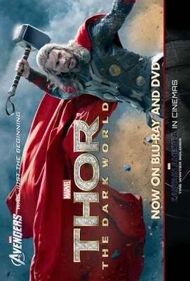 Thor: The Dark World movie poster (2013) poster MOV_6f70a03f