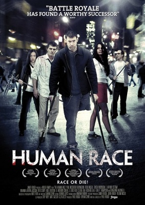 The Human Race movie poster (2012) poster MOV_6f72f748