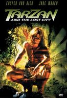 Tarzan and the Lost City movie poster (1998) picture MOV_6f74744a