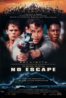 No Escape movie poster (1994) picture MOV_6f772a74