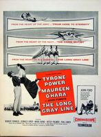 The Long Gray Line movie poster (1955) picture MOV_6f7a5ddb