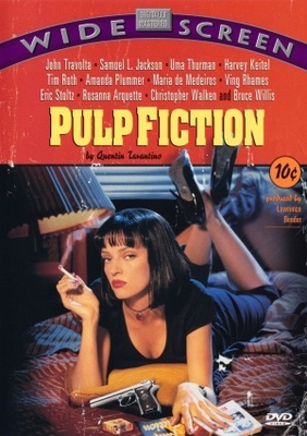 Pulp Fiction movie poster (1994) poster MOV_6f80f94b