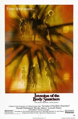 Invasion of the Body Snatchers movie poster (1978) poster MOV_6f876ef9