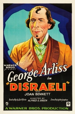 Disraeli movie poster (1929) poster MOV_6f88587c