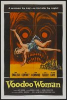 Voodoo Woman movie poster (1957) picture MOV_6f8e9774