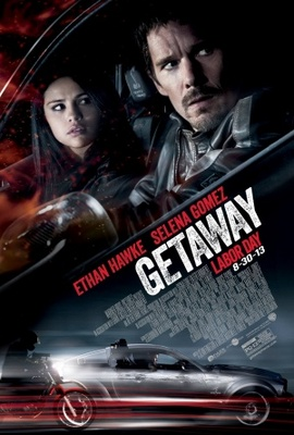 Getaway movie poster (2013) poster MOV_6f8edefe