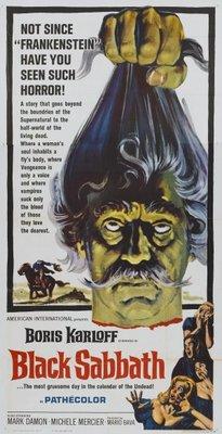 Tre volti della paura, I movie poster (1963) poster MOV_6f9216d0