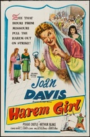 Harem Girl movie poster (1952) picture MOV_6f949cac