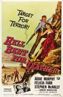 Hell Bent for Leather movie poster (1960) picture MOV_6f9baaa6