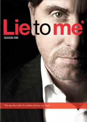 Lie to Me movie poster (2009) poster MOV_6f9bf8b7