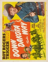 Down Dakota Way movie poster (1949) picture MOV_6f9c6e4a