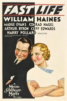 Fast Life movie poster (1932) picture MOV_6f9d9d3f