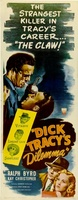 Dick Tracy's Dilemma movie poster (1947) picture MOV_6fa5cee2