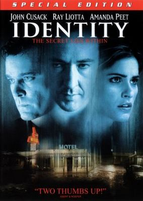 Identity movie poster (2003) poster MOV_6fa92c71