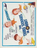 The Three Stooges in Orbit movie poster (1962) picture MOV_6fa9def9