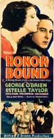 Honor Bound movie poster (1928) picture MOV_6faa5234