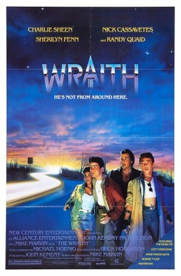 The Wraith movie poster (1986) poster MOV_6fb82545
