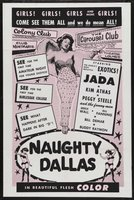 Naughty Dallas movie poster (1964) picture MOV_6fbc0b57