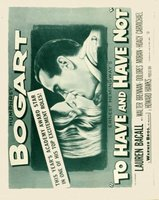 To Have and Have Not movie poster (1944) picture MOV_6fc9744a
