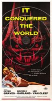It Conquered the World movie poster (1956) picture MOV_ce1783aa