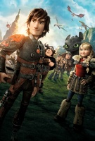 How to Train Your Dragon 2 movie poster (2014) picture MOV_6fd288e8