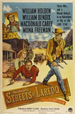 Streets of Laredo movie poster (1949) poster MOV_6fd50ad5