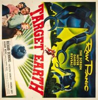 Target Earth movie poster (1954) picture MOV_6fe3fea7
