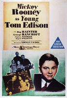 Young Tom Edison movie poster (1940) picture MOV_6fe69778