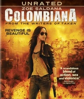 Colombiana movie poster (2011) picture MOV_6fe7e4a3