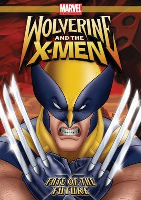 Wolverine and the X-Men movie poster (2008) poster MOV_6ff4cad1