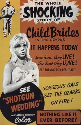 Shotgun Wedding movie poster (1963) poster MOV_6ff64d19