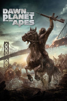 Dawn of the Planet of the Apes movie poster (2014) picture MOV_6qxkpgaw