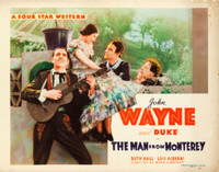 The Man from Monterey movie poster (1933) picture MOV_6vshv06m