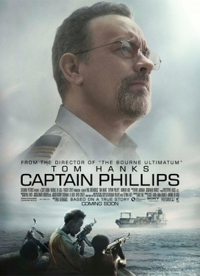 Captain Phillips movie poster (2013) poster MOV_7004380a