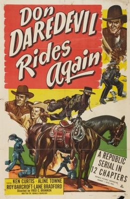 Don Daredevil Rides Again movie poster (1951) poster MOV_700ea1e4