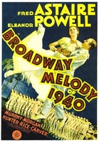 Broadway Melody of 1940 movie poster (1940) picture MOV_7016dcea